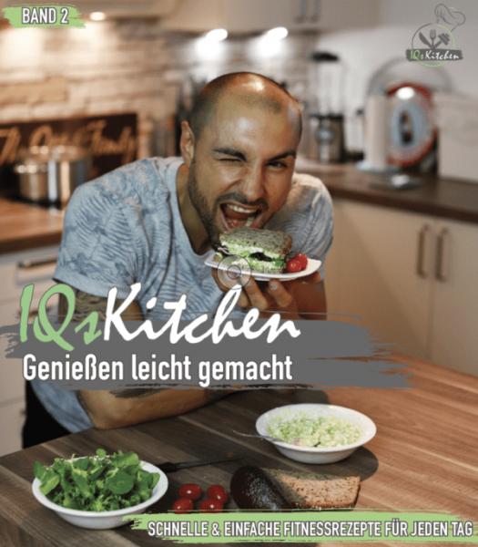 "Kochbuch Band 2 ""Genießen leicht gemacht"""