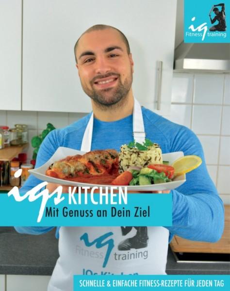 """Kochbuch Band 1 """"Mit Genuss an Dein Ziel"""""""